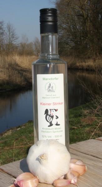 Kleiner Stinker32% Knoblauch Spirituose