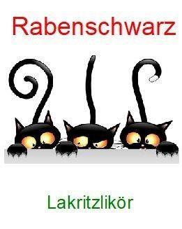 Rabenschwarz 30 % Vol.