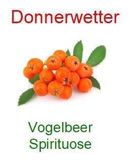 Donnerwetter 40 % Vol.
