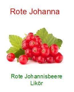 Rote Johanna 20 % Vol.