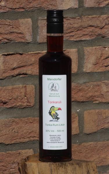 Tonkaruli 32 % Vol Tonka-Rum-Likör