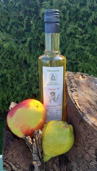 Vitamin B 20% Vol Apfel-Birnen-Likör