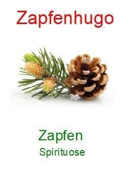 Zapfenhugo 40 % Vol.