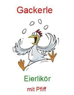 Gackerle 20 % Vol.
