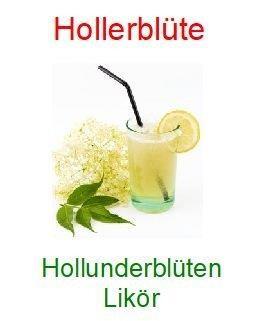 Hollerblüte 20 % Vol.